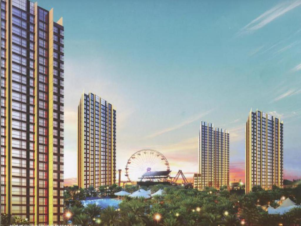 Private Apartments - Chimelong North Gate