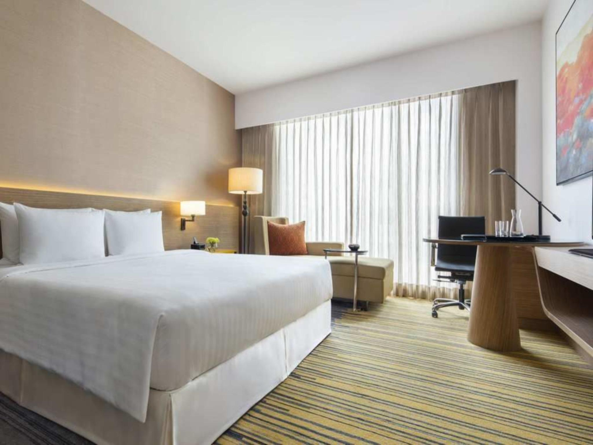 Executive Deluxe Room, Executive lounge access, Guest room