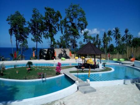 Piscina Kinaari Resorts