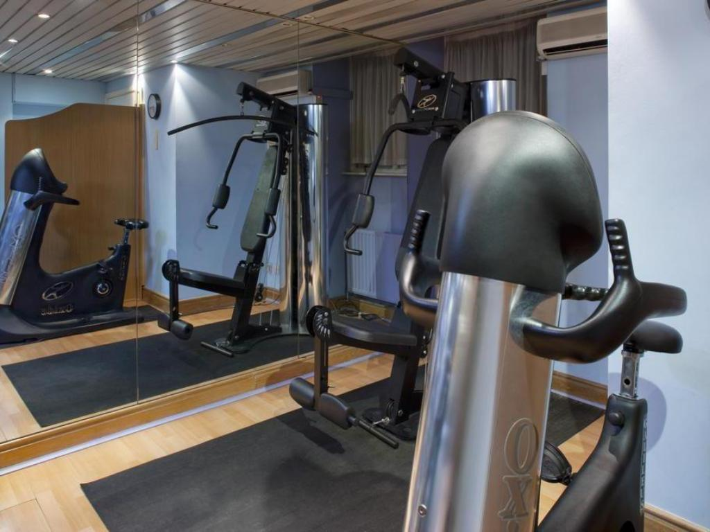 gimnasio Holiday Inn London Oxford Circus
