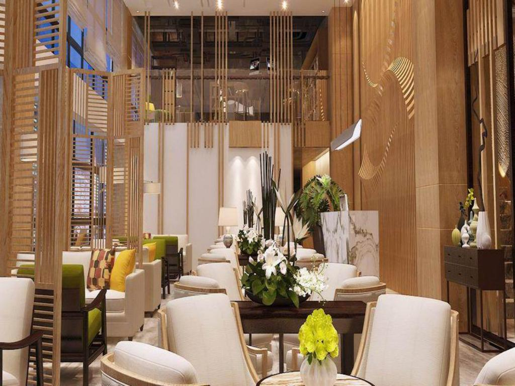 Restaurant Atour Hotel Chengdu New Conference and Exhibition Center