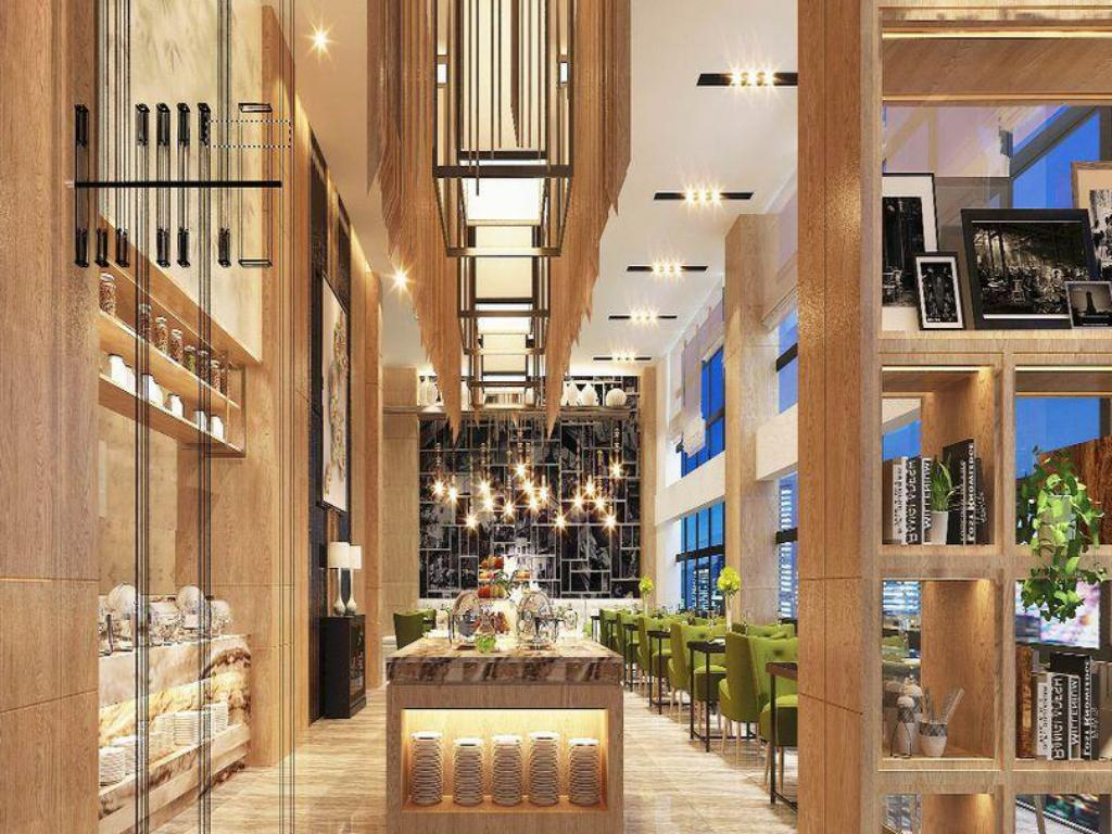 Interior view Atour Hotel Chengdu New Conference and Exhibition Center