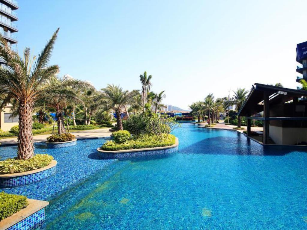 Swimmingpool Hampton By Hilton Sanya Bay