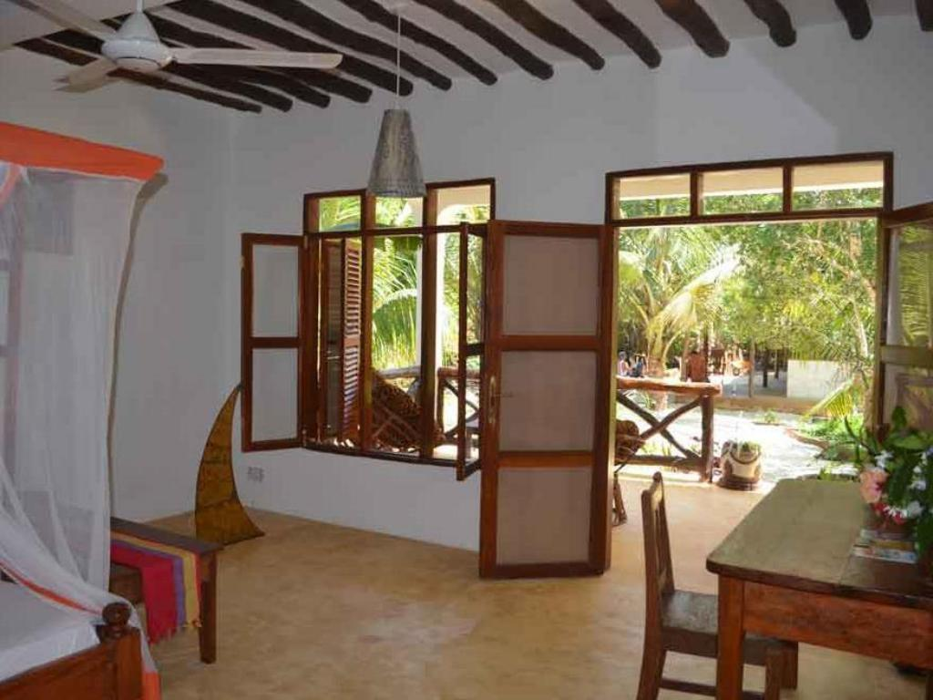 Vista interior Atii Garden Bungalows