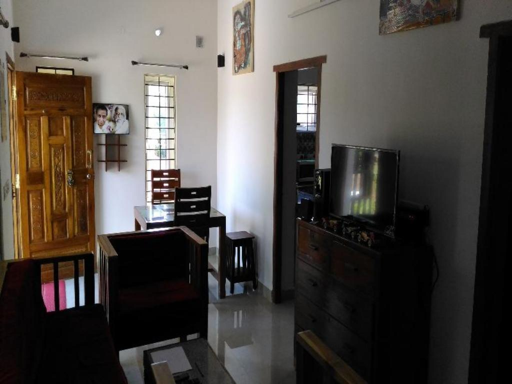 Interior view Home Stay Auroville
