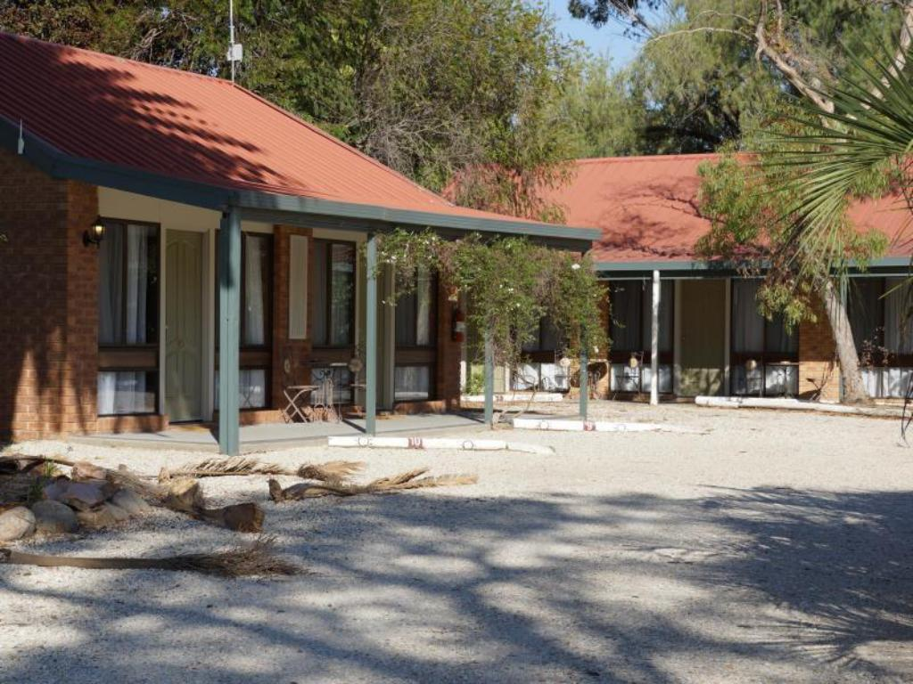 Jolly Swagman Motel