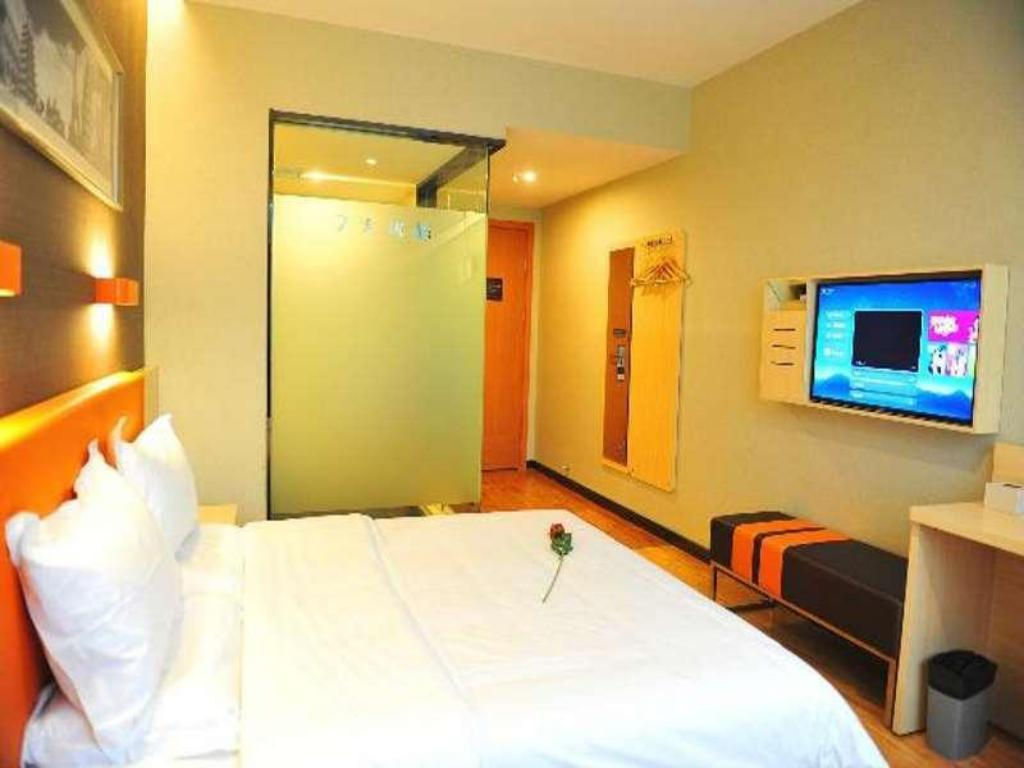7 Days - Youpin Bed Room 7 Days Premium Chongqing Da Zu Hong Sheng Square Branch