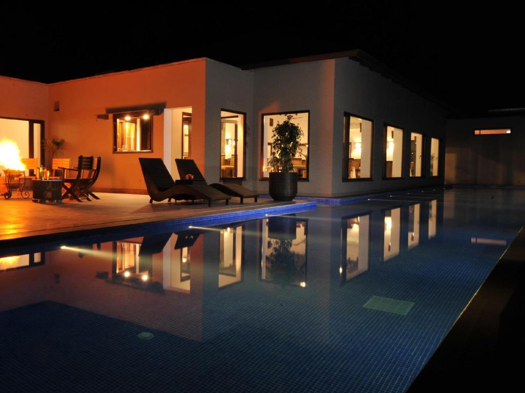 Swimming pool Bagh Villas Jungle Camp & Spa