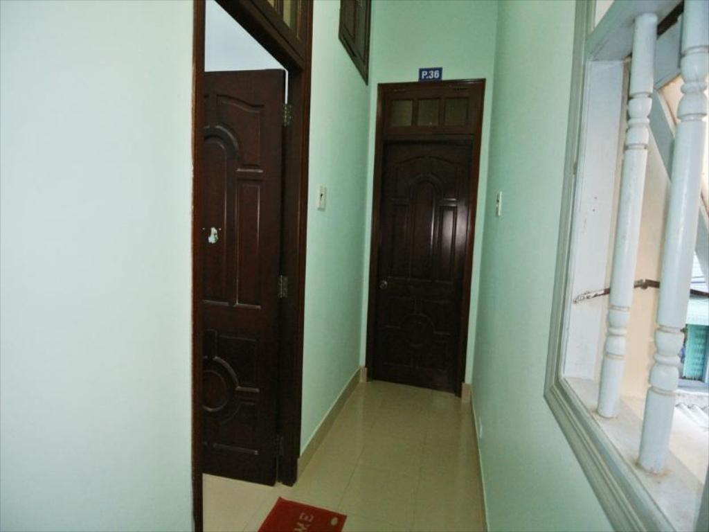 Hotellet indefra Tuan Kiet Guest-house