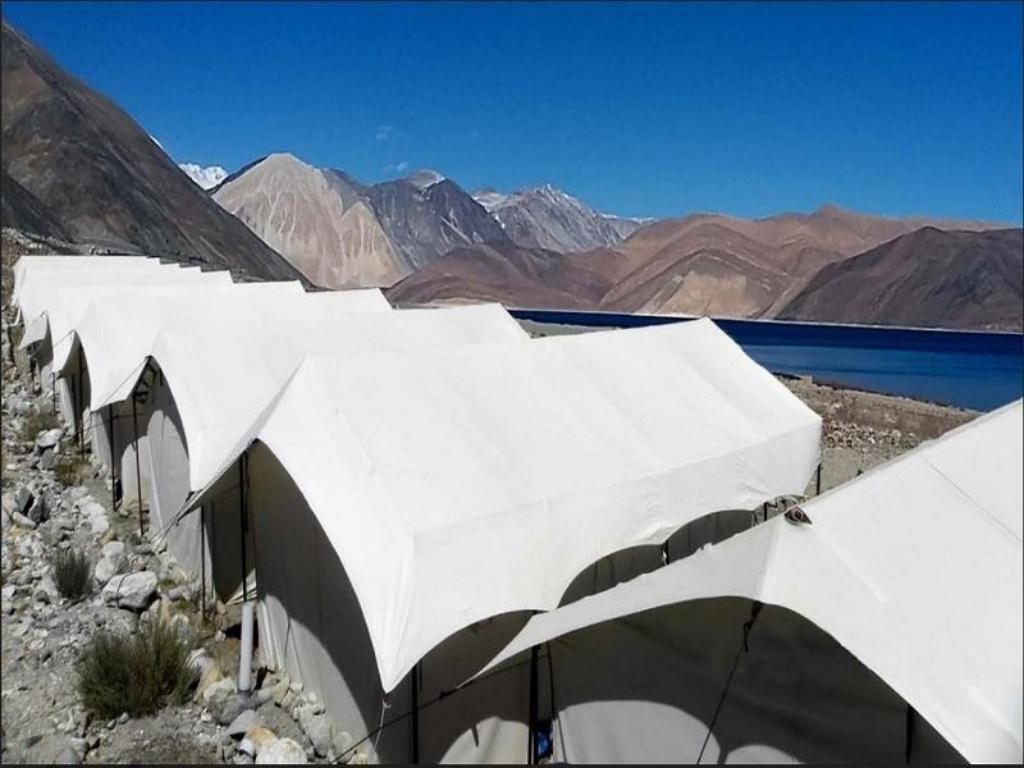 Camp Blue Waters - Pangong