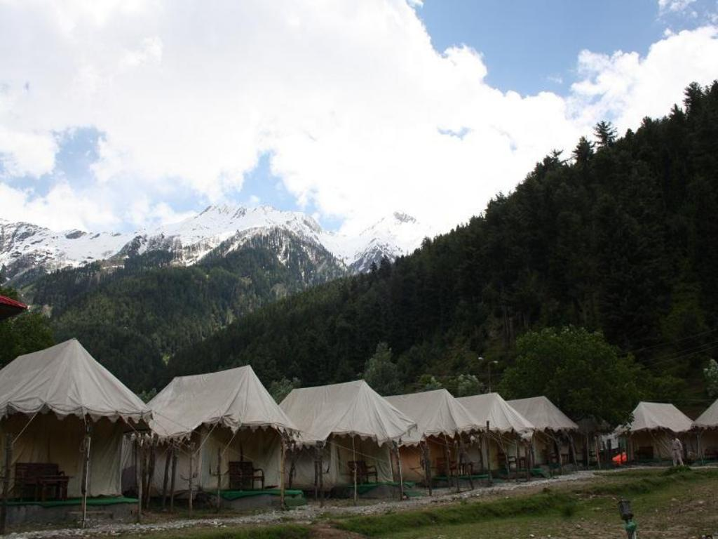 Entrada Wilderness Camp - Sonmarg