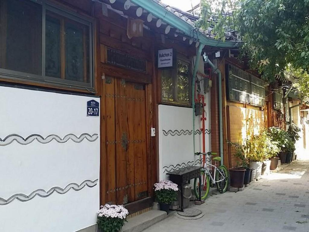 Mere om Bukchon Guesthouse