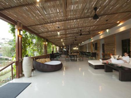 Interno The LifeCo Phuket Well-Being Detox Center