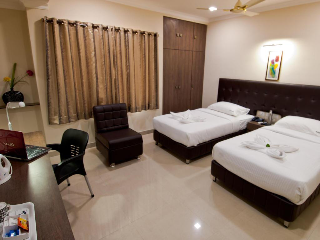 Vista Interior Chennaibnb Service Apartment