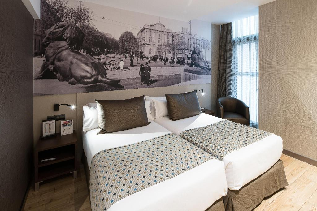 Standard Double for Single Use - Bed Catalonia Born Hotel