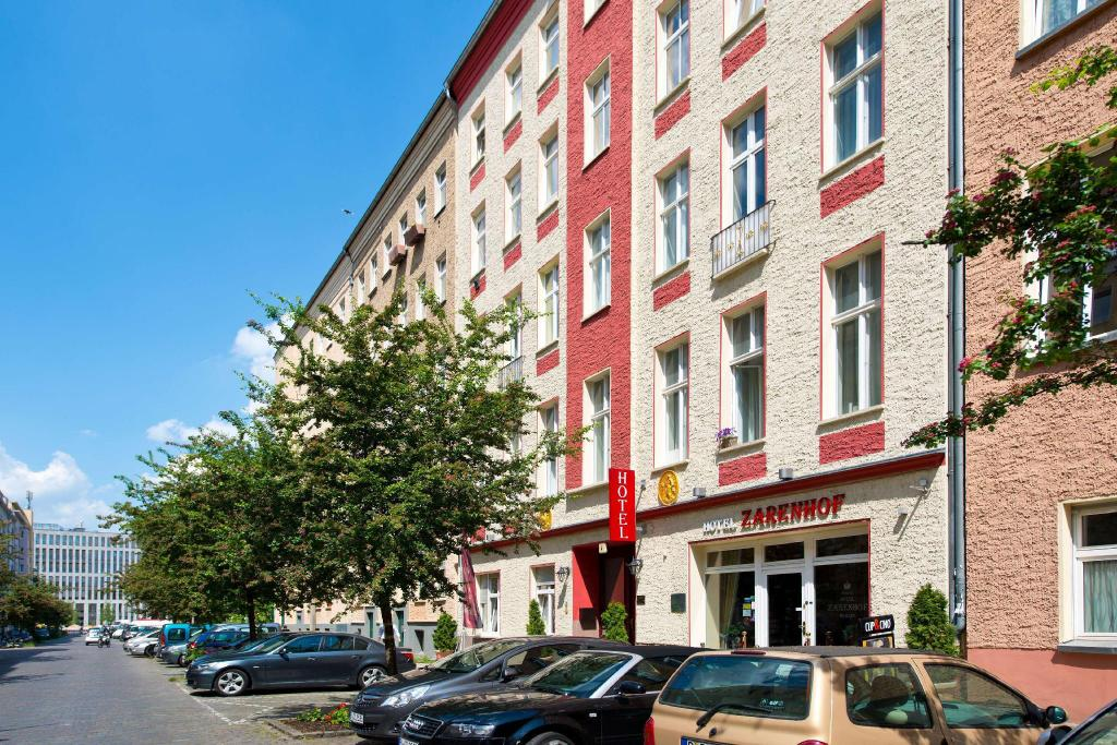 More about Hotel & Apartments Zarenhof Berlin Mitte
