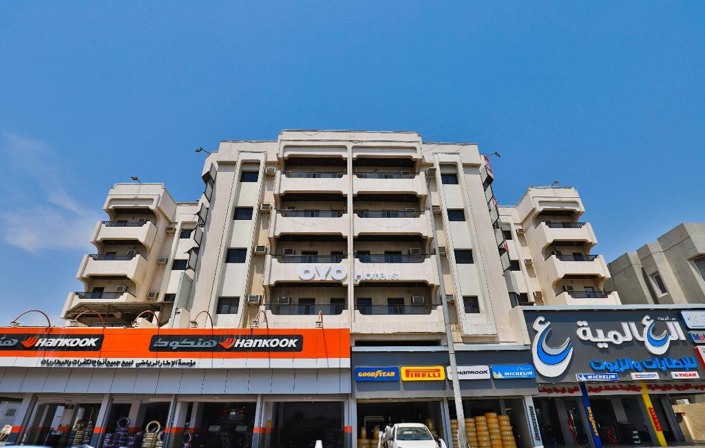 OYO 191 Al Nabarees Palace Hotel in Jeddah - Room Deals ...