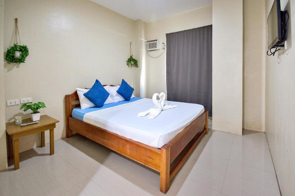 Deluxe Standard quarto - Cama Boracay Backpackers