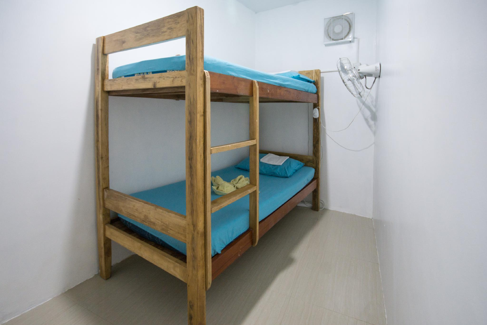 Quarto com ventilador (Fan Room)
