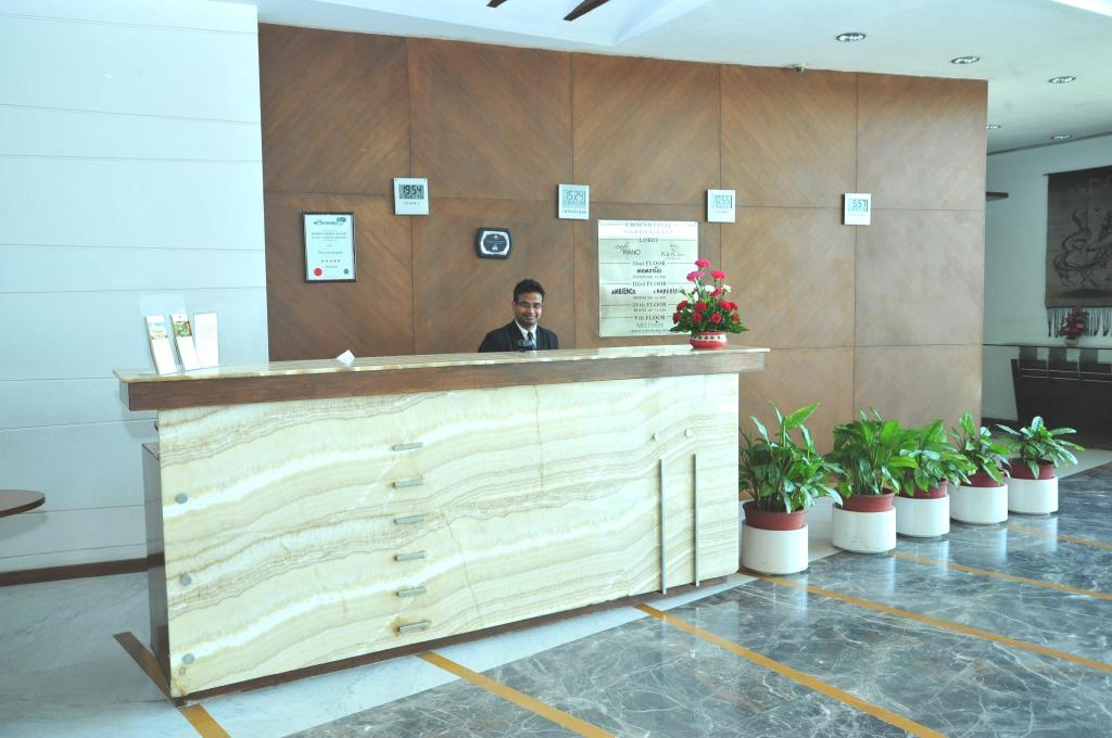 Lobby The Grand Bhagwati