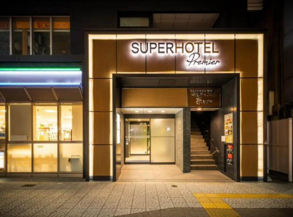 More about Super Hotel Premier Osaka Hommachi Natural Hot Springs