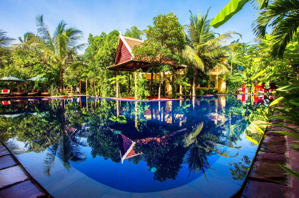 more about le jardin dangkor hotel resort - Le Jardin