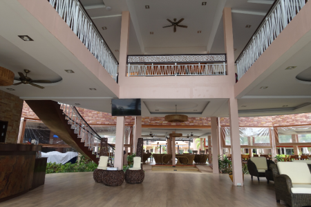 Lobby Chivatara Resort Bang Tao Beach Phuket