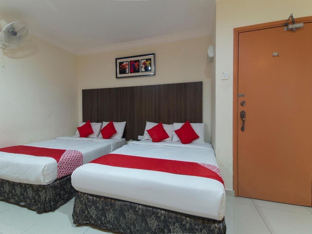 Premium Suite - Bed OYO 424 KK Inn Hotel