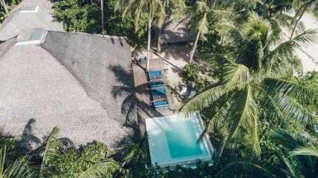 Piscina al aire libre Bravo Beach Resort Siargao (Bravo Beach Resort)