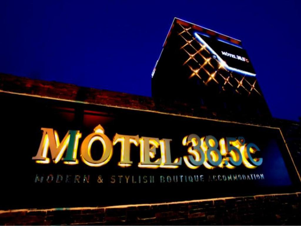 Exterior view 38.5 Hotel