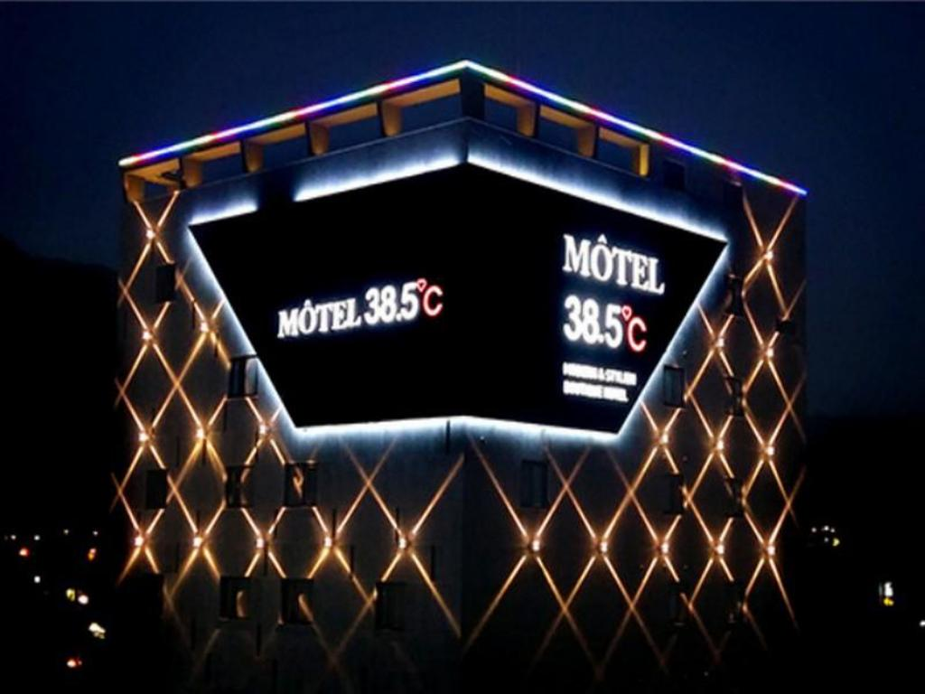 More about 38.5 Hotel