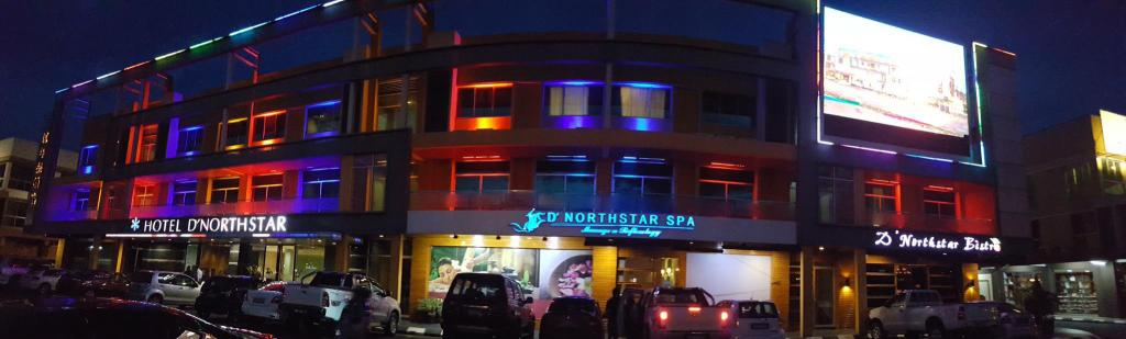 Exterior view D North Star Hotel & Spa