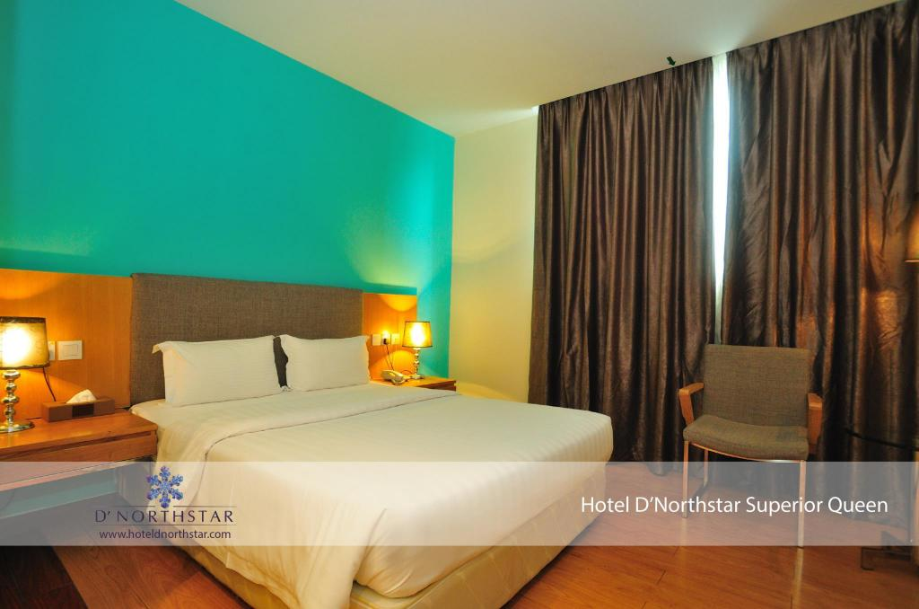 D North Star Hotel & Spa in Sandakan - Room Deals, Photos