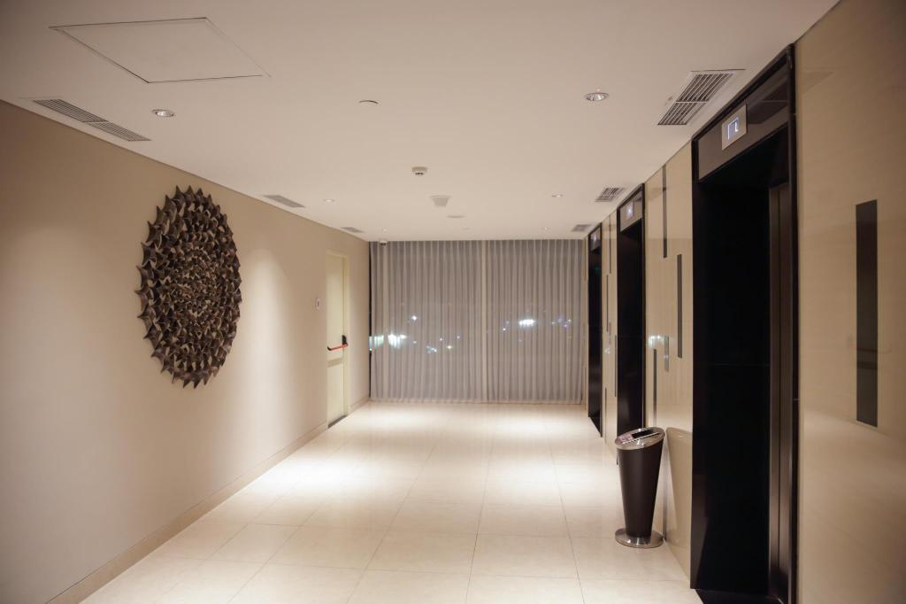 Lobby The Luxton Cirebon Hotel and Convention
