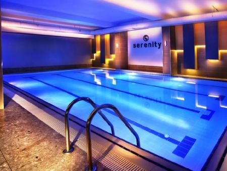 Swimming pool Serenity Suites Istanbul Airport