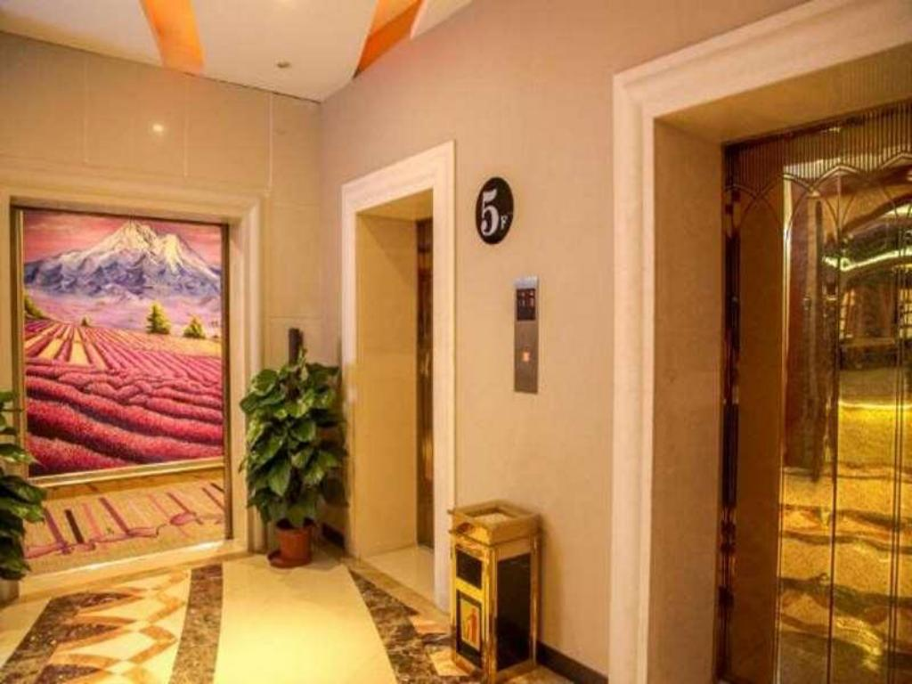 Hotellet indefra Lavande Hotel Hefei Changjiang West Road Dafuhao Branch