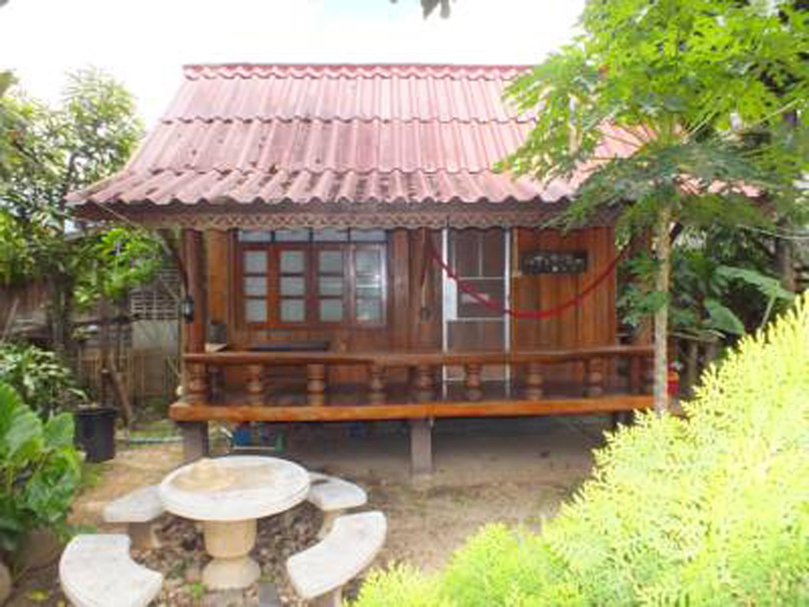 Bungalow med dobbeltseng, aircondition (Bungalow Air Conditioning - Double Bed)