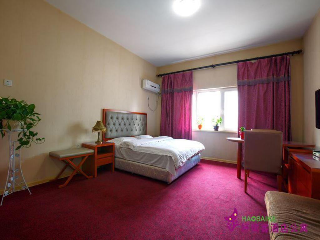 Queen Room - Guestroom Harbin Haobaike Sofia Church Apartment