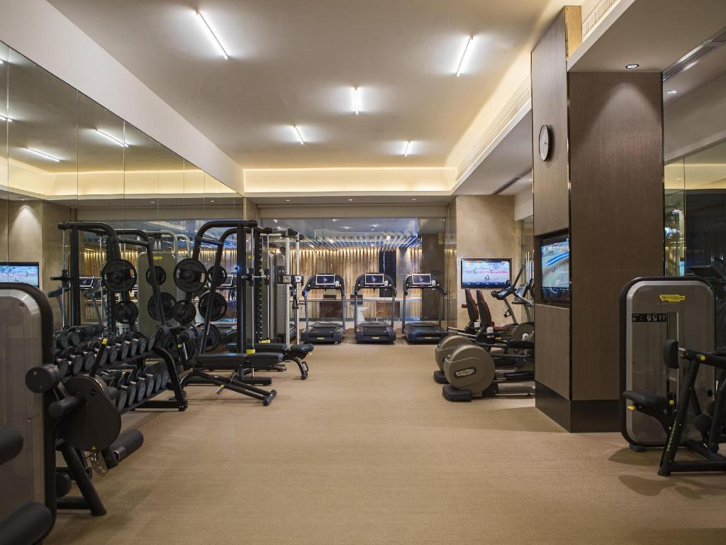 Fitness center Renaissance Nanjing Olympic Centre Hotel