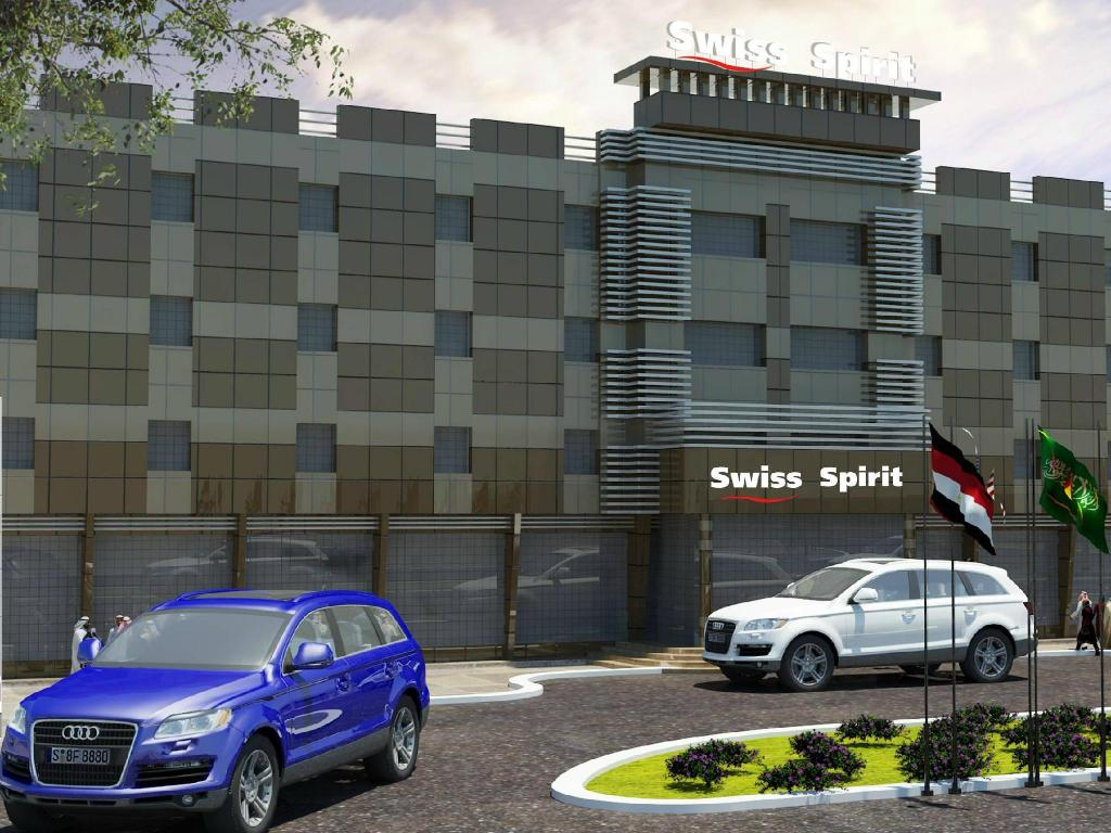 Swiss Spirit Hotel & Suites Turaif in Saudi Arabia - Room Deals