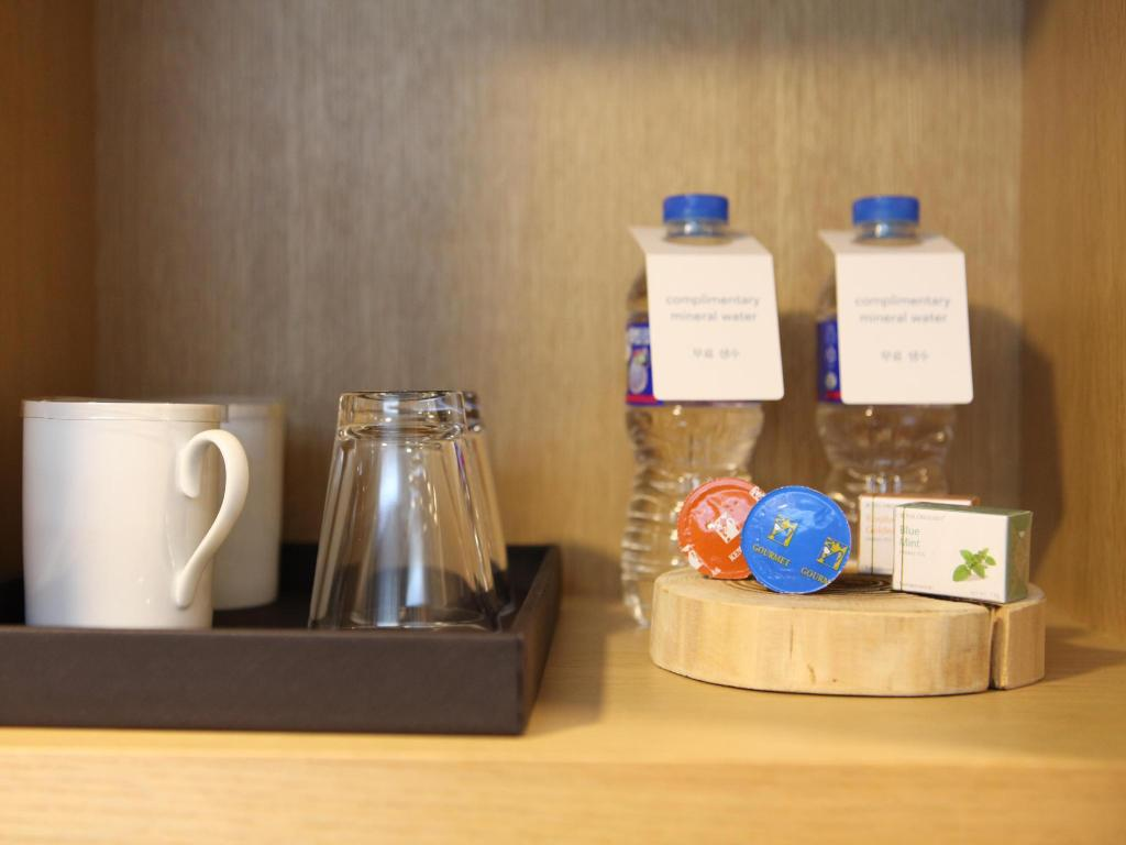 Studio Limited Side View - Room amenities Acube Hotel