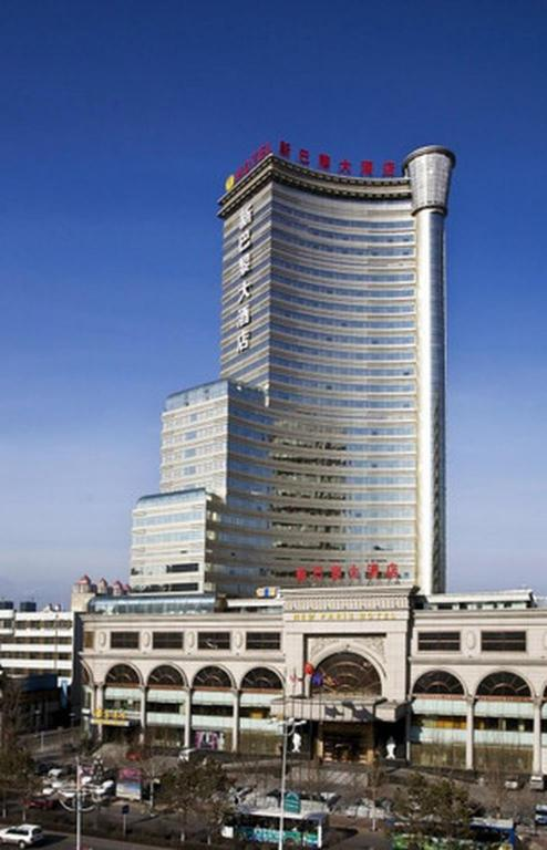 Harbin New Paris Hotel
