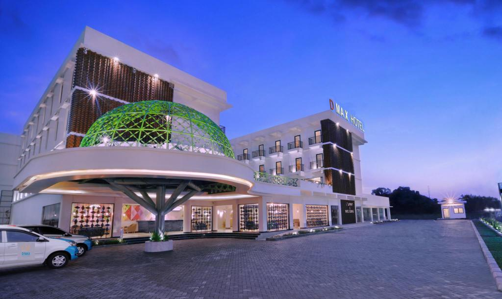 More about D'MAX Hotel & Convention Lombok
