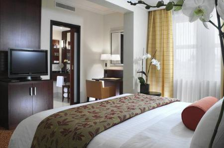 Deluxe, Guest room, 1 King or 2 Twin/Single Bed(s) Cologne Marriott Hotel