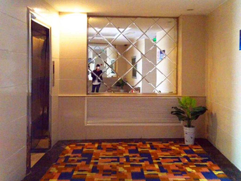 Hotellet indefra Starway Hotel Beijing Shunyi Center Subway Station Branch