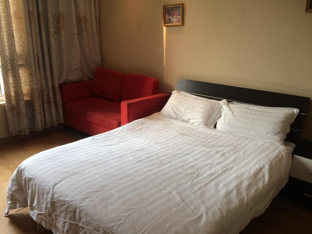 Kingsize-seng Beijing Youth Apartment Zhongguancun Branch