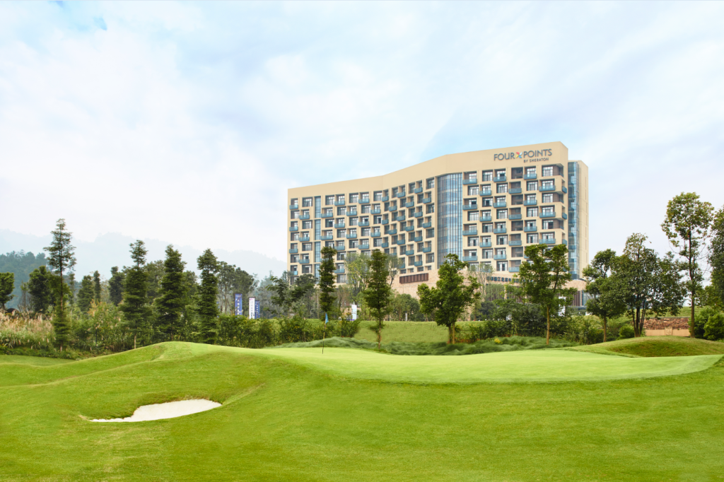 Mere om Four Points by Sheraton Chengdu, Pujiang Resort
