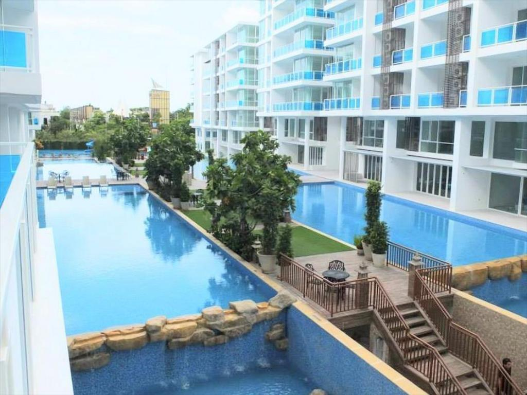 حمام السباحة My Resort Hua Hin Family Condo F306