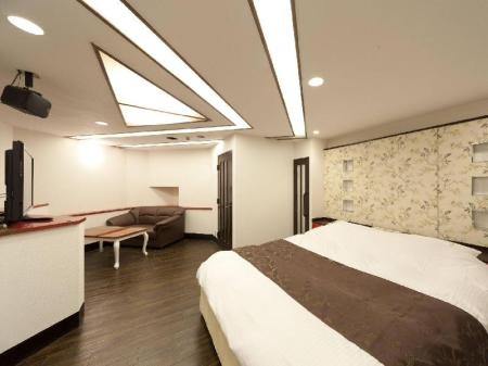 Standard King Hotel Fine Garden Okayama 1 Free Parking - Adult Only