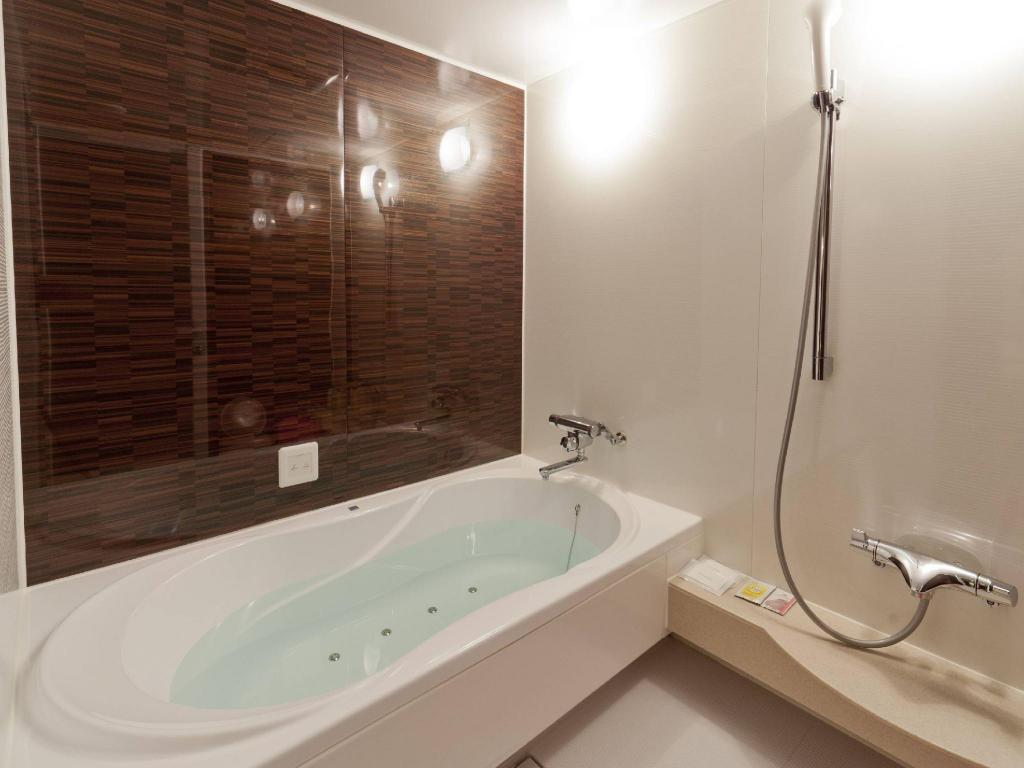 Bathroom Hotel Fine Garden Okayama 1 Free Parking - Adult Only